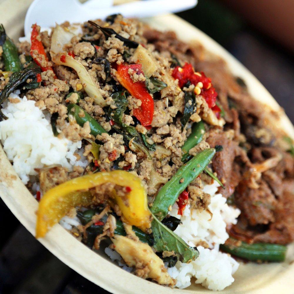 Thai Temple Berkeley Food