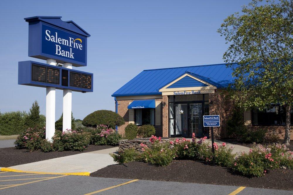 Our Locations   Salem Five Bank