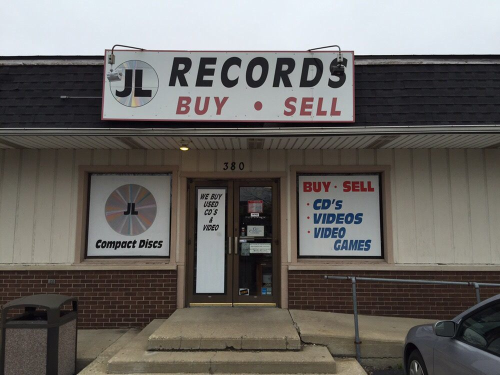 Jl records in west lafayette jl records 380 brown st for Lafayette cds 30